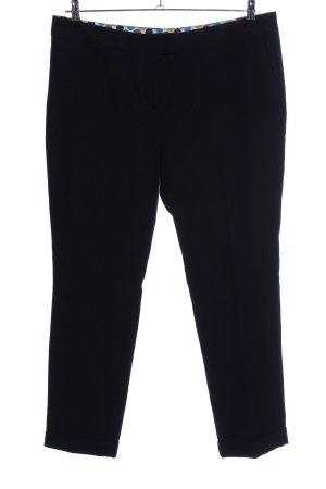 Boden Woolen Trousers black business style