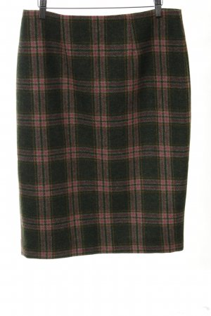 Boden Wool Skirt check pattern classic style