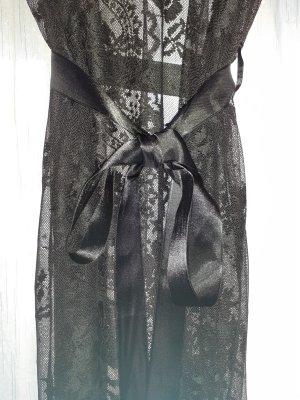 b.p.c. Bonprix Collection Floor-Lenght Coat black