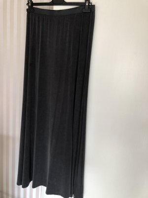by Ti Mo Maxi Skirt dark grey