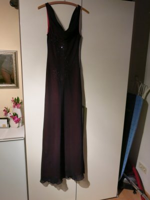 Bodenlanges Abendkleid Gr. 36