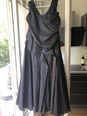 Bodenlanges Abendkleid Größe 52