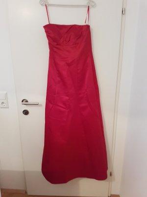 Mariposa Abito da ballo rosso-rosso mattone