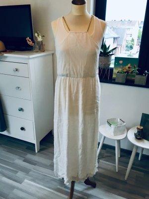Bodenlanges Chiffon Kleid von Comma