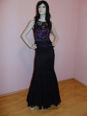 Bodenlanges, Figurbetontes Abendkleid - Sara Grösse 36