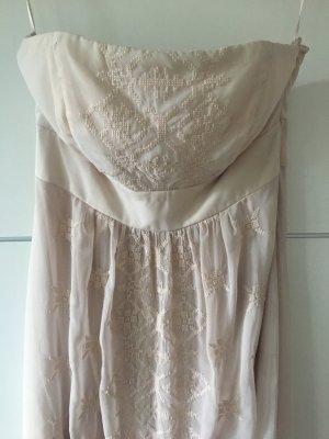Bodenlanges Kleid von Esprit in hellrosa