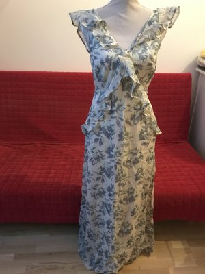 9ff1f21cdb1 Bodenlanges schickes Kleid von ASOS Gr. 38