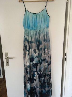 Bodenlanges Sommerkleid von Orsay in Größe 32.