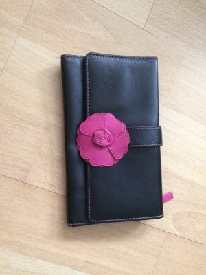 Boden Portemonnee zwart-roze