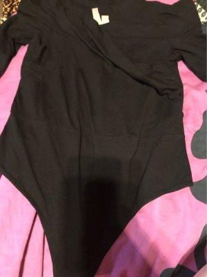 Asos Bodyblouse zwart