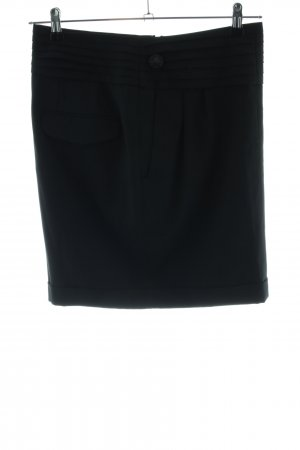 Body by Victoria High Waist Rock schwarz Business-Look