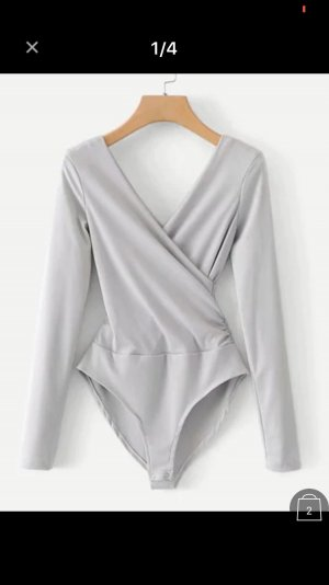 Shine Shirt Body silver-colored