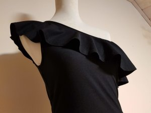 Clockhouse Off the shoulder top zwart