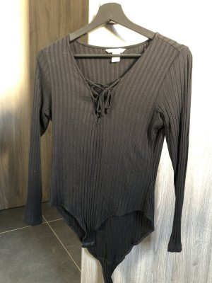 H&M Shirt Body black
