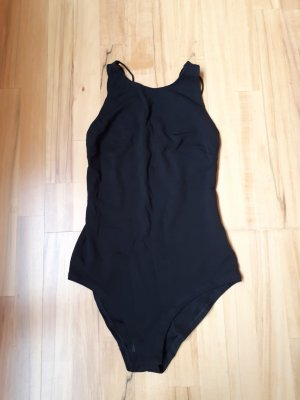 H&M Premium Shirt Body black