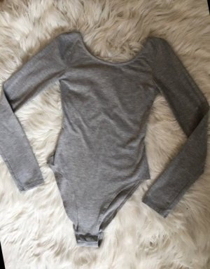 H&M Shirt Body light grey