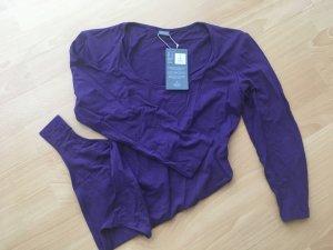 Madeleine Ropa deportiva violeta oscuro