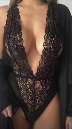 Set lingerie nero