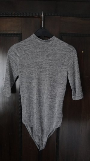 Shirt Body silver-colored-light grey