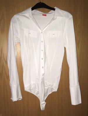 Livre Blusa tipo body blanco