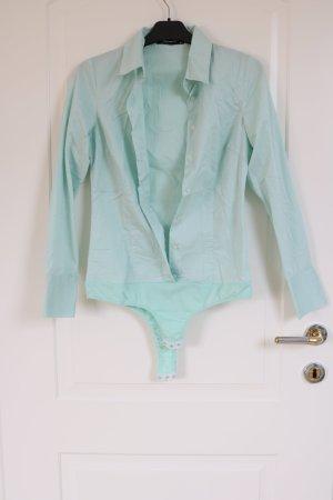 Hallhuber Chemisier body turquoise