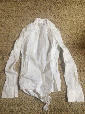 Vero Moda Chemisier body blanc