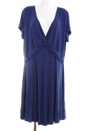 Bodyflirt A-lijn jurk blauw casual uitstraling