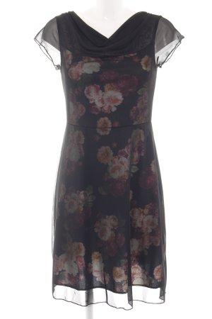 Bodyflirt A-Linien Kleid Blumenmuster Elegant