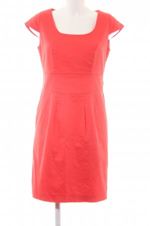 Bodyflirt A-lijn jurk zalm zakelijke stijl