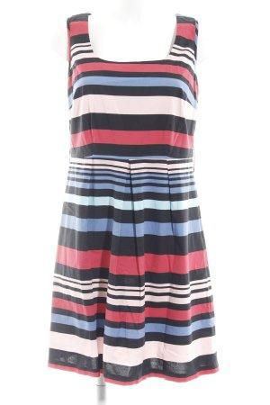 Bodyflirt A-lijn jurk gestreept patroon casual uitstraling