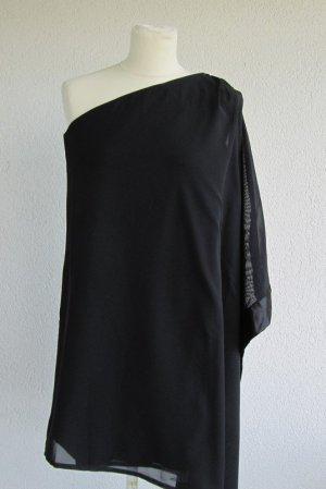 Bodyflirt boutique Damen Kleid mit Netz in schwarz in Gr 32