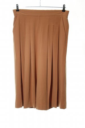 Bodyflirt Culottes braun Casual-Look