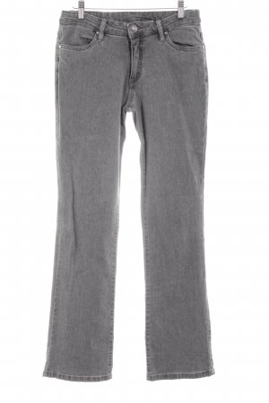 Bodyflirt High Waist Jeans light grey casual look