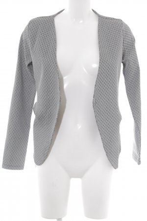 Bodyflirt Kurz-Blazer abstrakter Druck Business-Look