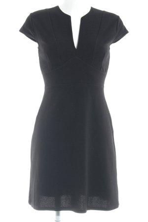Bodyflirt Jurk met korte mouwen zwart elegant