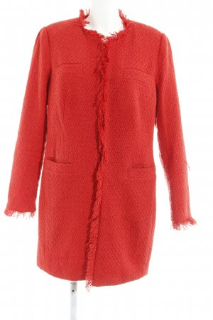 Bodyflirt Short Coat red casual look