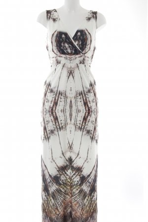 Bodyflirt Maxikleid abstraktes Muster Elegant