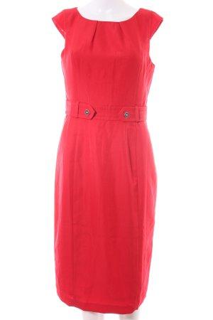 Bodyflirt Midi-jurk rood zakelijke stijl