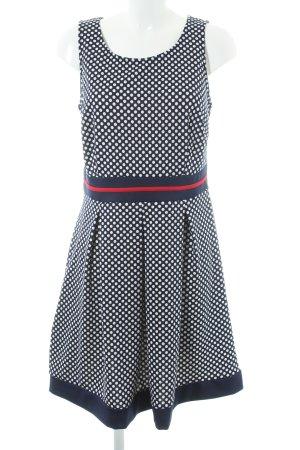 Bodyflirt Petticoatjurk gestippeld patroon casual uitstraling