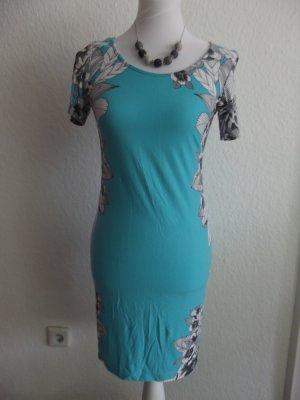 Bodyflirt schönes sexy Sommerkleid knielang in Gr. 32/34