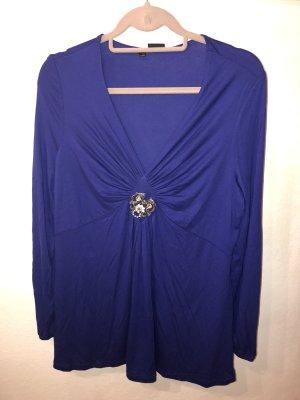 Bodyflirt Shirt staalblauw-donkerblauw