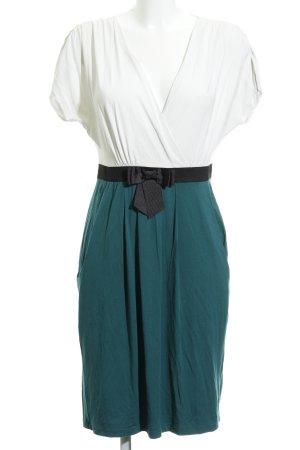 Bodyflirt T-shirt jurk veelkleurig casual uitstraling