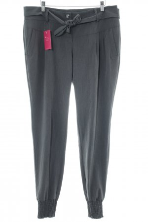 Bodyflirt Stoffhose grau Business-Look