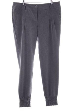 Bodyflirt Stoffen broek grijs zakelijke stijl