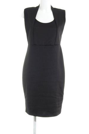 Bodyflirt Stretchkleid schwarz Elegant