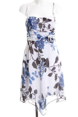 Bodyflirt Trägerkleid Blumenmuster Elegant