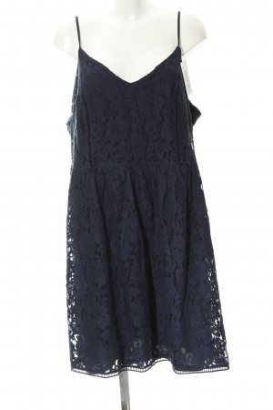 Bodyflirt Trägerkleid dunkelblau Casual-Look