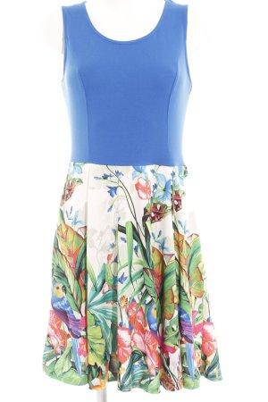 Bodyflirt Trägerkleid florales Muster Casual-Look
