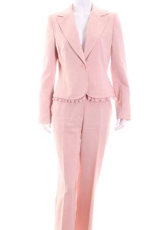 Bodyright Hosenanzug rosé Romantik-Look