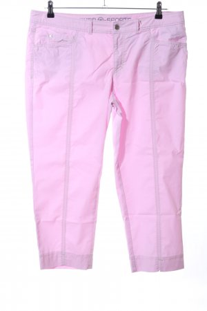 Bogner 3/4 Length Trousers pink casual look
